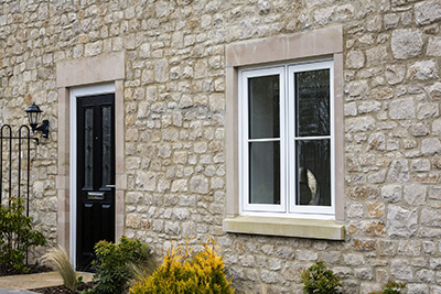 Frame Fast (UK) supplies over 450 modus® windows for prestigious conservation area project in Derbyshire