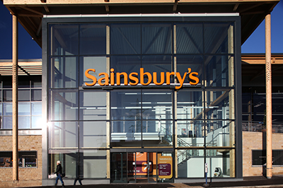 Senior's SF52 system makes its debut display at new Sainsbury's eco store