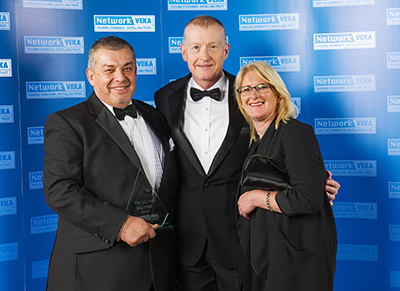 Modplan's customers win again at the Network VEKA awards ceremony