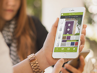 SOLIDOR'S NEW DOOR DESIGN APP – POSSIBILITIES ARE NOW ENDLESS