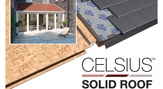SYNSEAL LAUNCHES THE HIGH PERFORMANCE CELSIUS SOLID ROOF