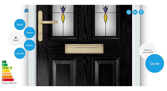 Emplas launches customer 'own-brand' composite door designer