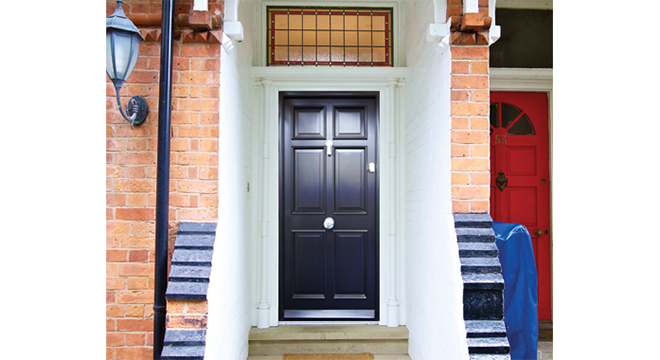 New for 2015 – KAT Hand Crafted Timber Door