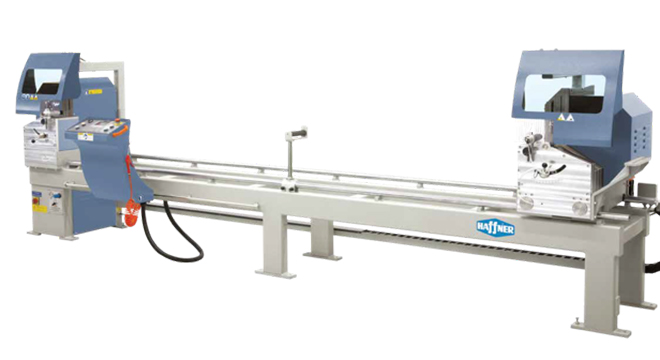 Haffner's TT405 computerised saw adding value in more ways than one