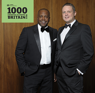 Conservatory Outlet to inspire Britain in 2015