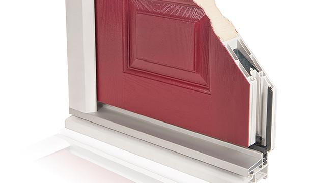 Modplan adds the VEKA DUO composite door to its portfolio
