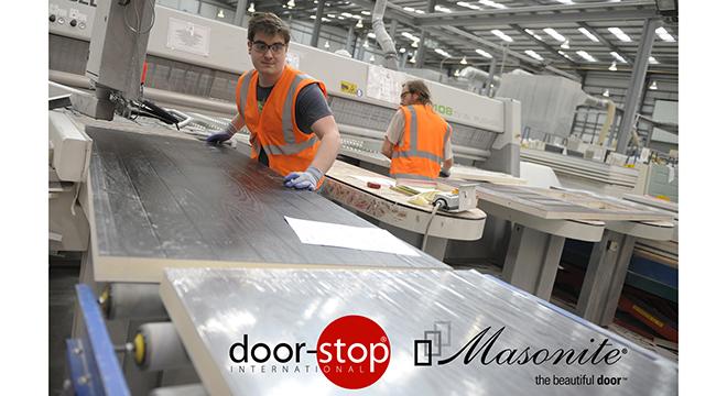 Martin Thurley brings Premdor experience to Door-Stop
