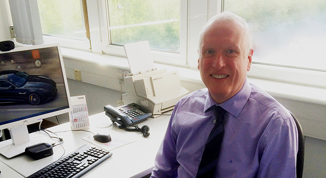 JONATHAN HICKS JOINS REHAU'S WINDOW DIVISION