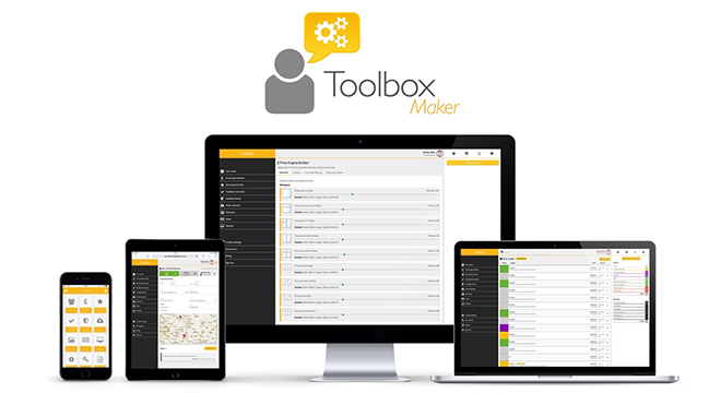 THE TOOLBOX MAKER