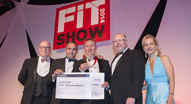 REGISTER YOUR INTEREST NOW FOR THE FIT SHOW MASTER FITTER CHALLENGE