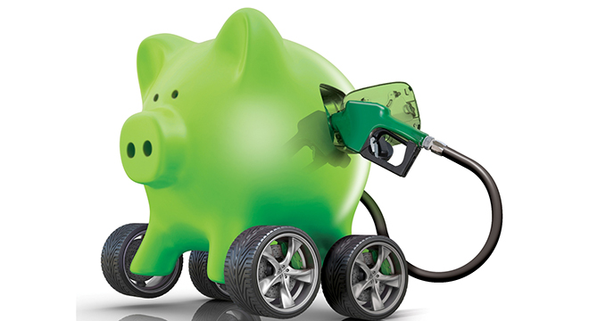Fuel consumption: only trust your own figures