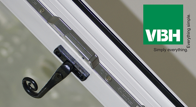 VBH Stocks All-New Roto TSL Window Lock