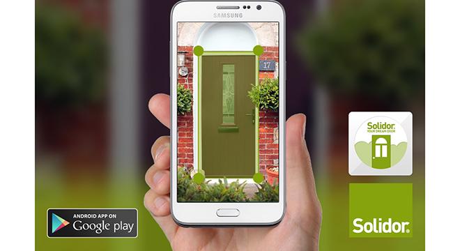 SOLIDOR'S DOOR DESIGN APP NOW ON ANDROID