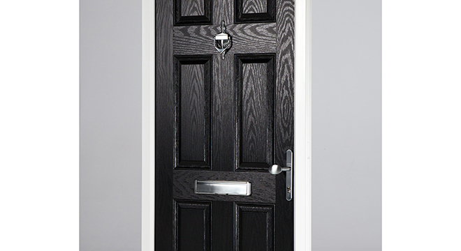 POLYFRAME QUICK TO START OFFERING COMPOSITE DOORS IN REHAU'S NEW OUTERFRAME