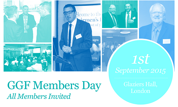 GGF MEMBERS' DAY – BOOK NOW!