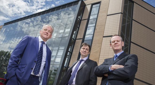 Three landmark contracts worth £5.2 million for Welsh aluminium fabricators