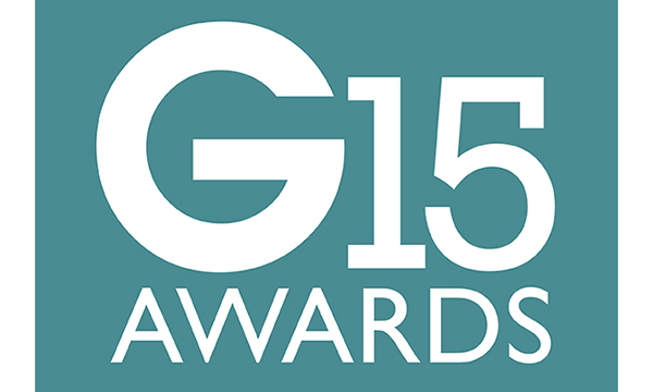 It's your time to shine at G15 Awards
