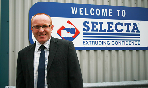 New Appointment – Selecting Selecta was Simple for Simon!