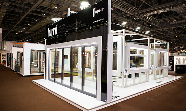 LUMI LOOKS TO TRADE WITH SECOND GRAND DESIGNS EVENT