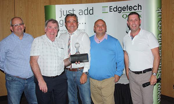 Fifth Dealership Edgetech Golf Day raises £8k for charity