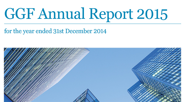 GGF ANNUAL REPORT HIGHLIGHTS FEDERATION'S PRODUCTIVITY