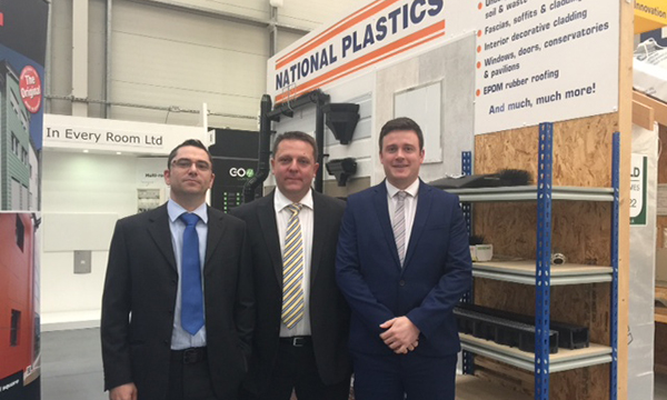 NATIONAL PLASTICS APPOINTS THREE REGIONAL OPERATIONS MANAGERS