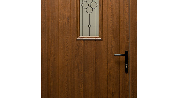 Stylish new modern composite doors from Endurance®