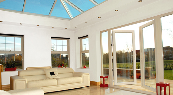 TUFFX ADDS STYLE AND SPACE TO LUXURY CONSERVATORY