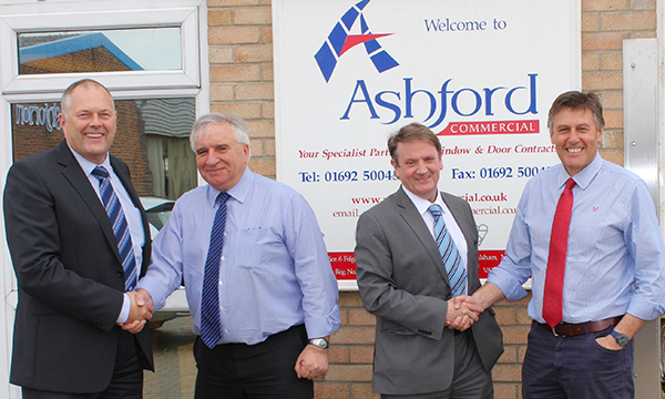 THREE DECADES OF SUCCESS FOR ASHFORD COMMERCIAL