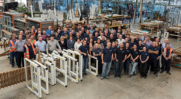 DESSIAN SHORTLISTED FOR FABRICATOR OF THE YEAR AT FIRST ATTEMPT