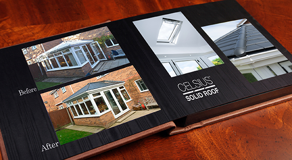MARKET DEMAND IS STRONG FOR CELSIUS SOLID ROOF