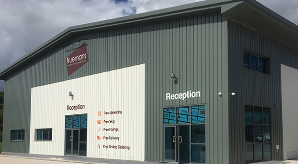 CONTINUED GROWTH SEES TRUEMANS OPEN THEIR BIGGEST BRANCH YET