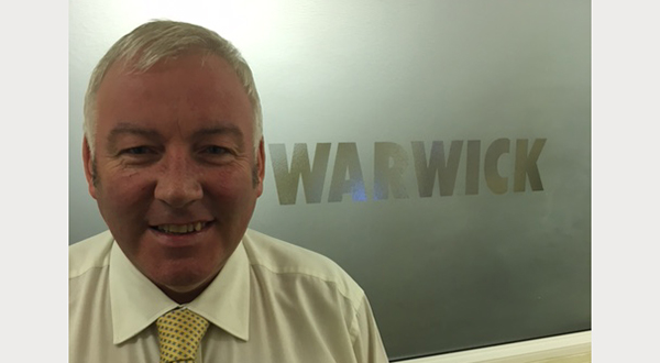 JOHN MCDONOUGH JOINS WARWICK NORTH WEST