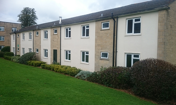 MODPLAN SUPPORT HELPS MERCURY GLAZING WIN CONTRACT TO INSTALL VEKA 70MM INFINITY WINDOWS ON HIGH PROFILE BATH SPA UNIVERSITY PROJECT