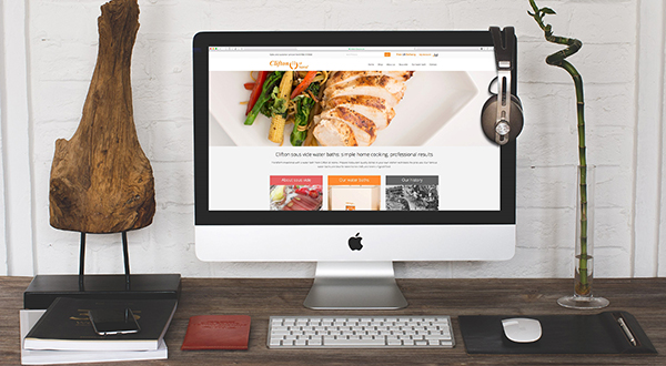 PURPLEX LAUNCH E-COMMERCE SITE FOR LEADING SOUS VIDE COMPANY