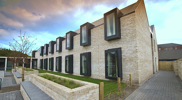 METAL TECHNOLOGY FEATURES IN GLASGOW'S RONAL MCDONALD HOUSE