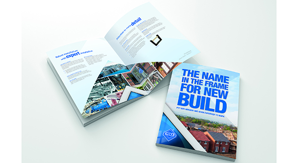 The VEKA UK Group builds new literature suite for new build sector