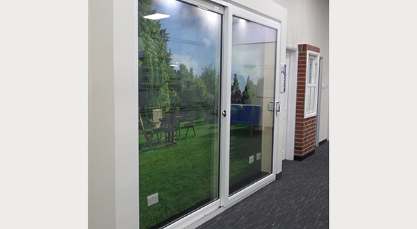 KÖMMERLING CHOOSES EVERGLADE FOR LAUNCH OF FIRST LIFETIME HOMES SBD PATIO DOOR