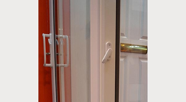 MI PRODUCTS' SECURE4LIFE PATIO DOOR SYSTEM MEETS PART Q REGULATIONS