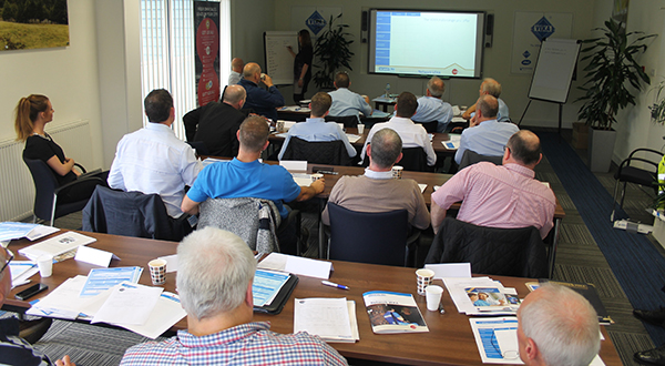 NETWORK VEKA MEMBERS SET SAIL FOR FREE SALES TRAINING