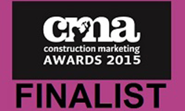 MRA MARKETING SHORTLISTED FOR 3 CONSTRUCTION MARKETING AWARDS