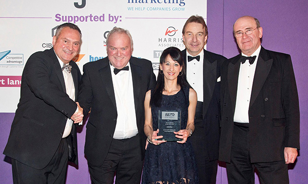 MRA MARKETING WINS TOP AWARD WITH DECEUNINCK IN PRESTIGIOUS CMAS