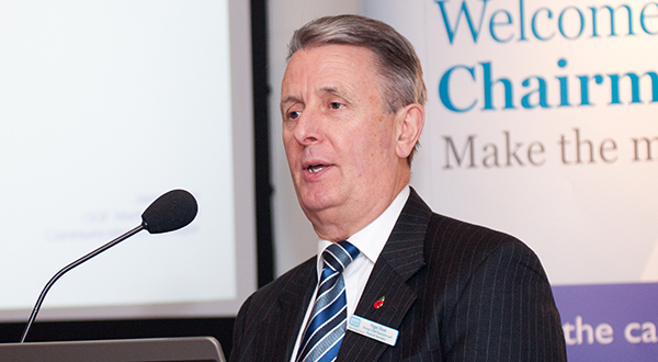 GGF TAKES POSITIVES FROM CHANCELLOR'S SPENDING REVIEW