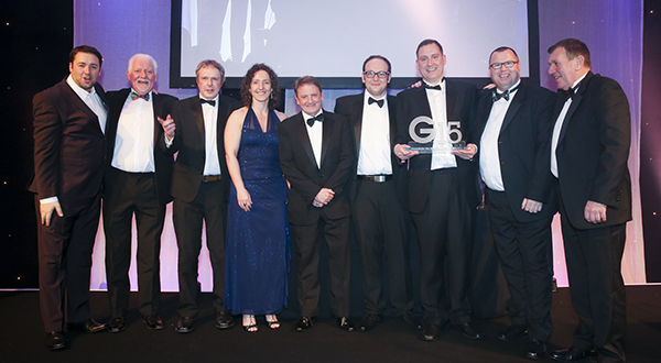 """""""A PRODUCT THAT TRULY REINVENTS THE WINDOW"""" THE JUDGES VERDICT AS LUMI TAKES 'BEST NEW PRODUCT' AT THE G AWARDS"""