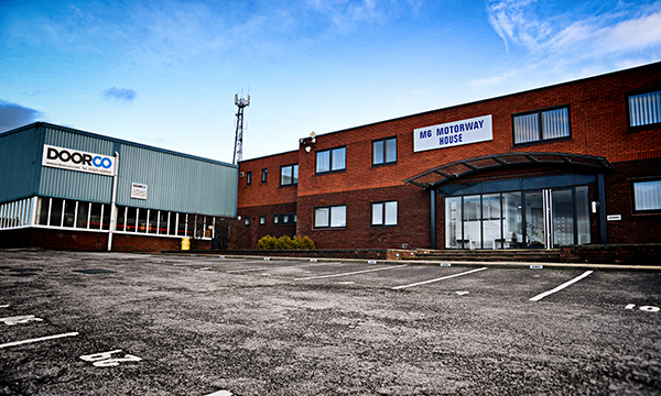 NEW PROPERTY INVESTMENT ALLOWS FURTHER GROWTH FOR DOORCO