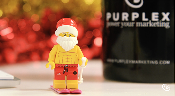 "FORGET JOHN LEWIS' ""MAN ON THE MOON"" – THE PURPLEX CHRISTMAS VIDEO IS OUT!"