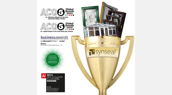 A QUINTET OF AWARD ACCOLADES FOR SYNSEAL!