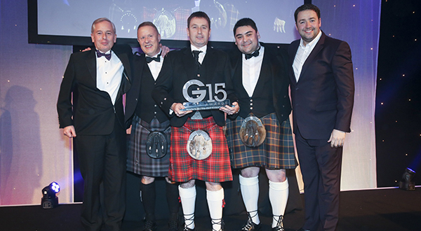 THISTLE WINDOWS ROUNDS OFF THE YEAR WITH ANOTHER SUCCESS