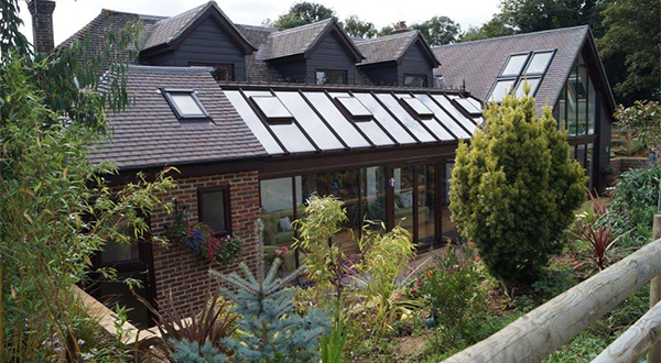 FRAMEXPRESS BRIGHTENS UP NEW EXTENSION IN KENT