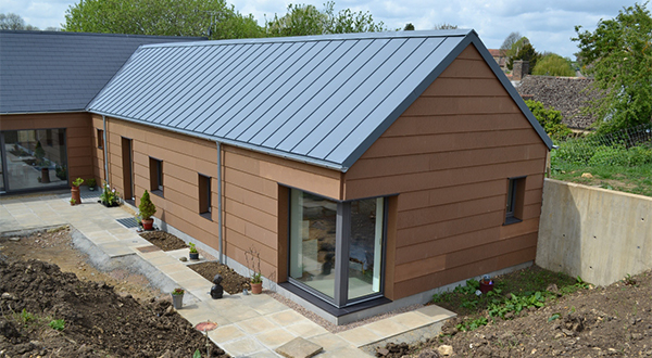 AWARD WINNING PASSIVHAUS BUILDING USES ISO-BLOCO ONE WINDOW SEALING TAPE